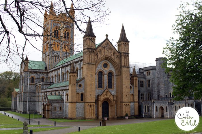 Buckfast Abbey Devon