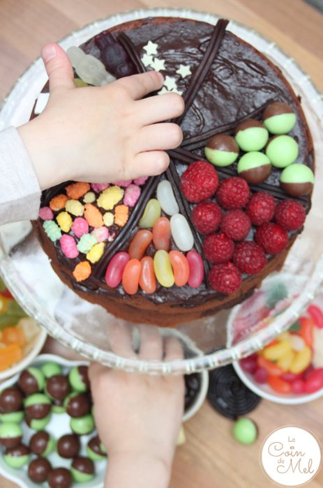I want this now - A Moreish 'Free From' Cake - No Gluten, Wheat or Eggs in this Fun Party Cake