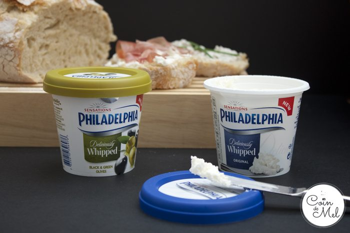 Philadelphia Deliciously Whipped