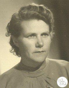 Mémère Berthe