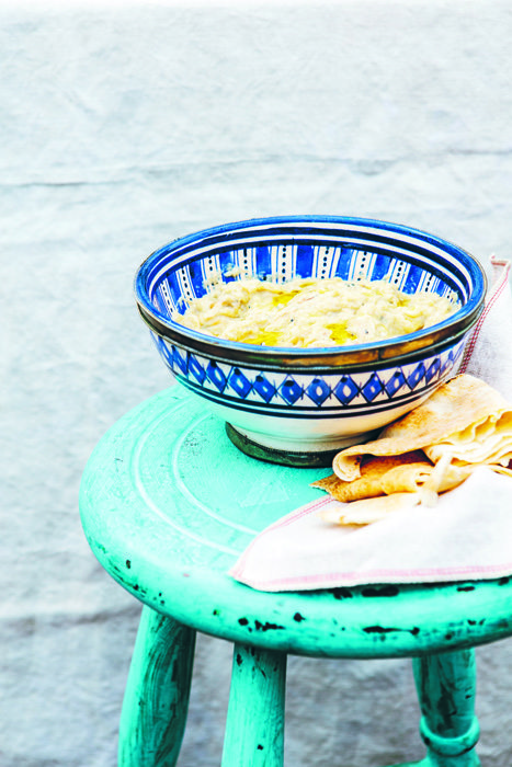 Baba Ghanoush - photo credit Luisa Brimble- photo credit Luisa Brimble