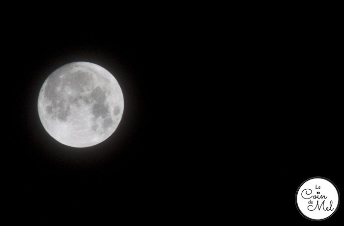 Full Moon - Inverness 27-10-15