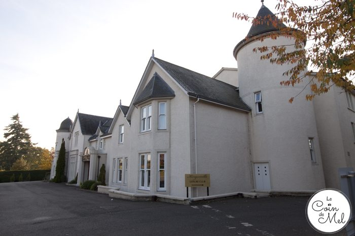 Kingsmills Hotel in Inverness - a Stunning 4 Star Hotel in the Scottish Highlands -