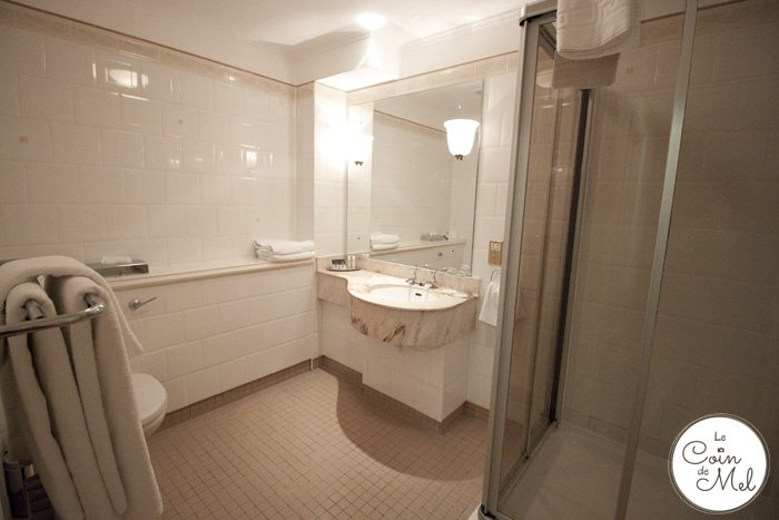 Kingsmills Hotel in Inverness - a Stunning 4 Star Hotel in the Scottish Highlands - Our Bathroom
