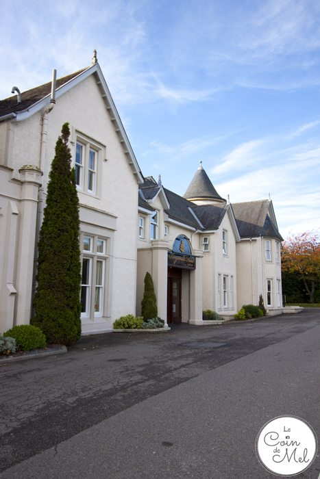 Kingsmills Hotel in Inverness - a Stunning 4 Star Hotel in the Scottish Highlands