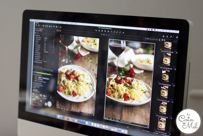 10 Simple Tips to Improve Your Food Photography - Tethering