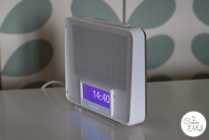 Living with SAD – Lumie Zest Wake-up Light - Compact