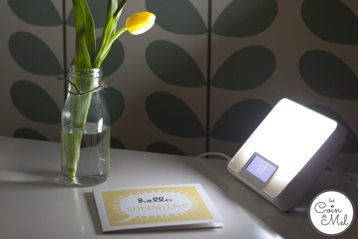 Living with SAD – Lumie Zest Wake-up Light - SAD light for a Happier Me