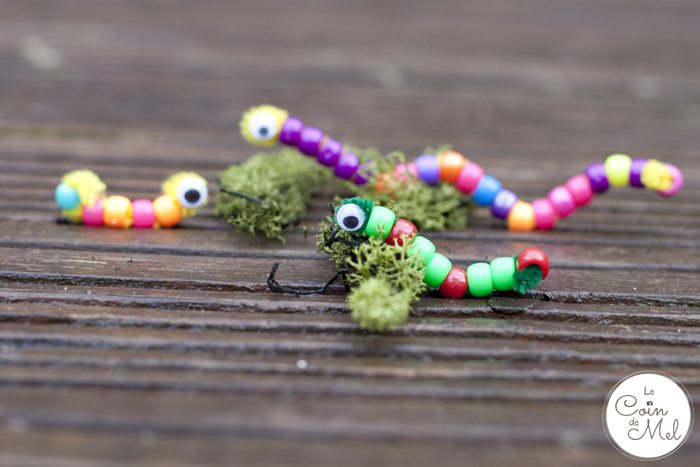 10 minute Crafts -  Pipe Cleaner Caterpillars