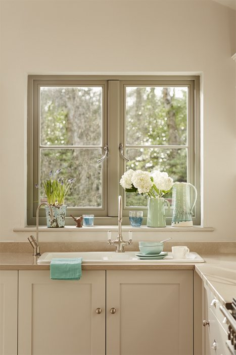 Dreaming of a Kitchen Makeover - Window over sink