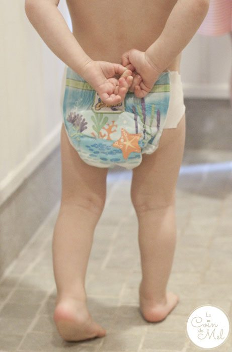 Just Keep Swimming, Swimming, Swimming with Huggies Little Swimmers