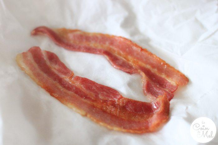 The Ultimate Bacon, Avocado & Poached Egg Sandwiches - bacon