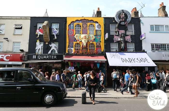 Why You Must Visit Camden Town & 9 Tips for a Perfect Day in Camden - Camden High Street