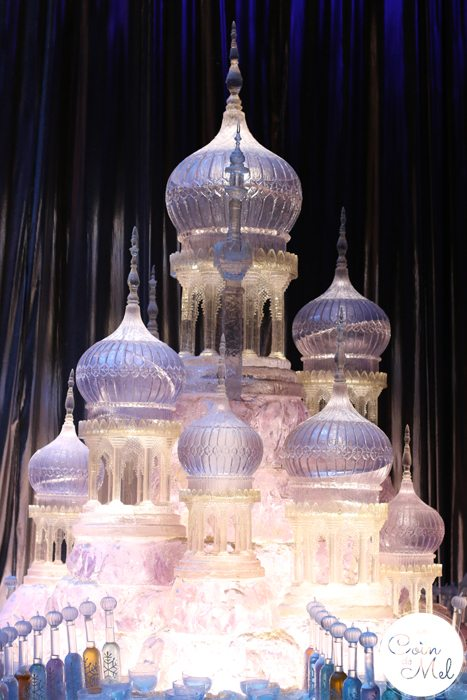 A Feast at the Harry Potter Studios - Ice Sculpture