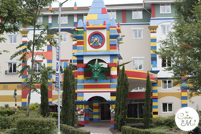 Birthday Party of a Lifetime at Legoland - Hotel