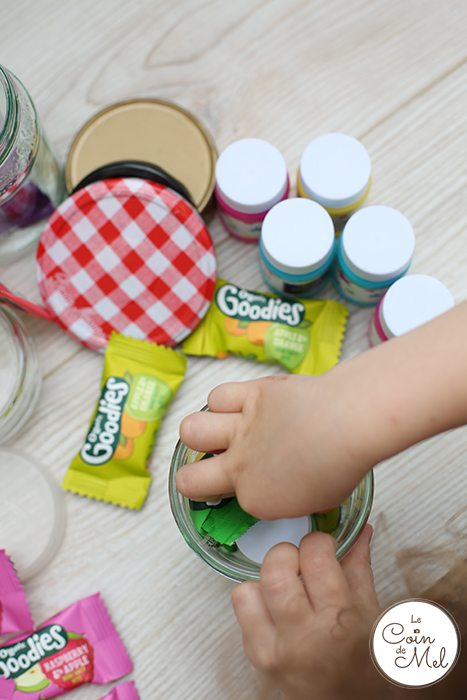 No Junk Present - Healthy, Yummy Jazzy Jars - Jumpy Getting Involved