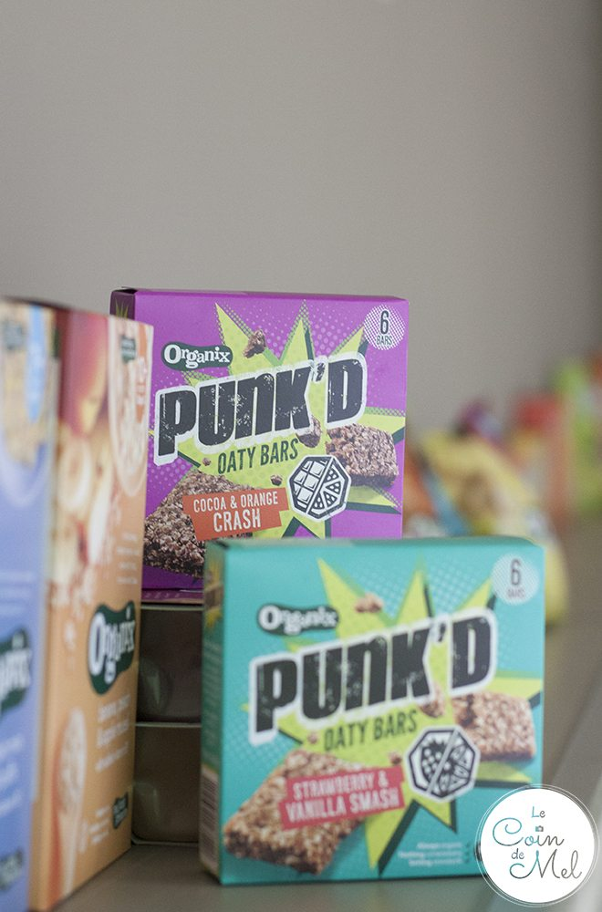 Punk'd- New Snacks With Attitude by Organix