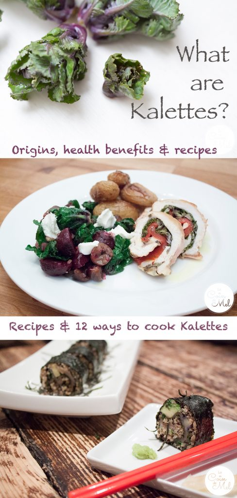 Check this: 12 ways to serve or cook Kalettes! My absolute favourites are #3 & #12! What are Kalettes? How do you cook them? This article answers all your questions about the new veg, a cross between Brussel sprouts and kale, the new superfood everyone is talking about.