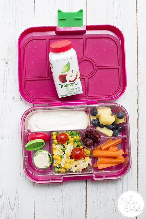 Lunchbox Ideas to Help You Eat More Fruit & Veg