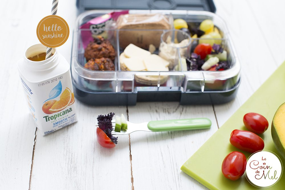 No Fuss Gluten-Free Vegan Lunchboxes - Ideas & Tips - Le Coin De Mel