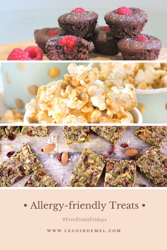 Allergy Friendly Treats