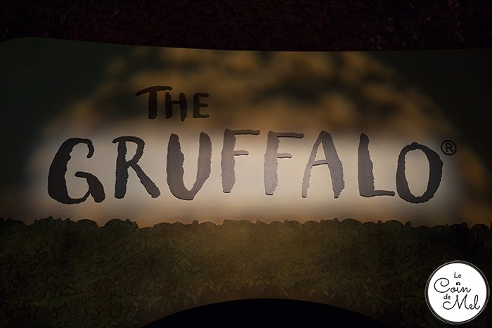 Gruffalo Ride at Chessington - A review by www.lecoindemel.com