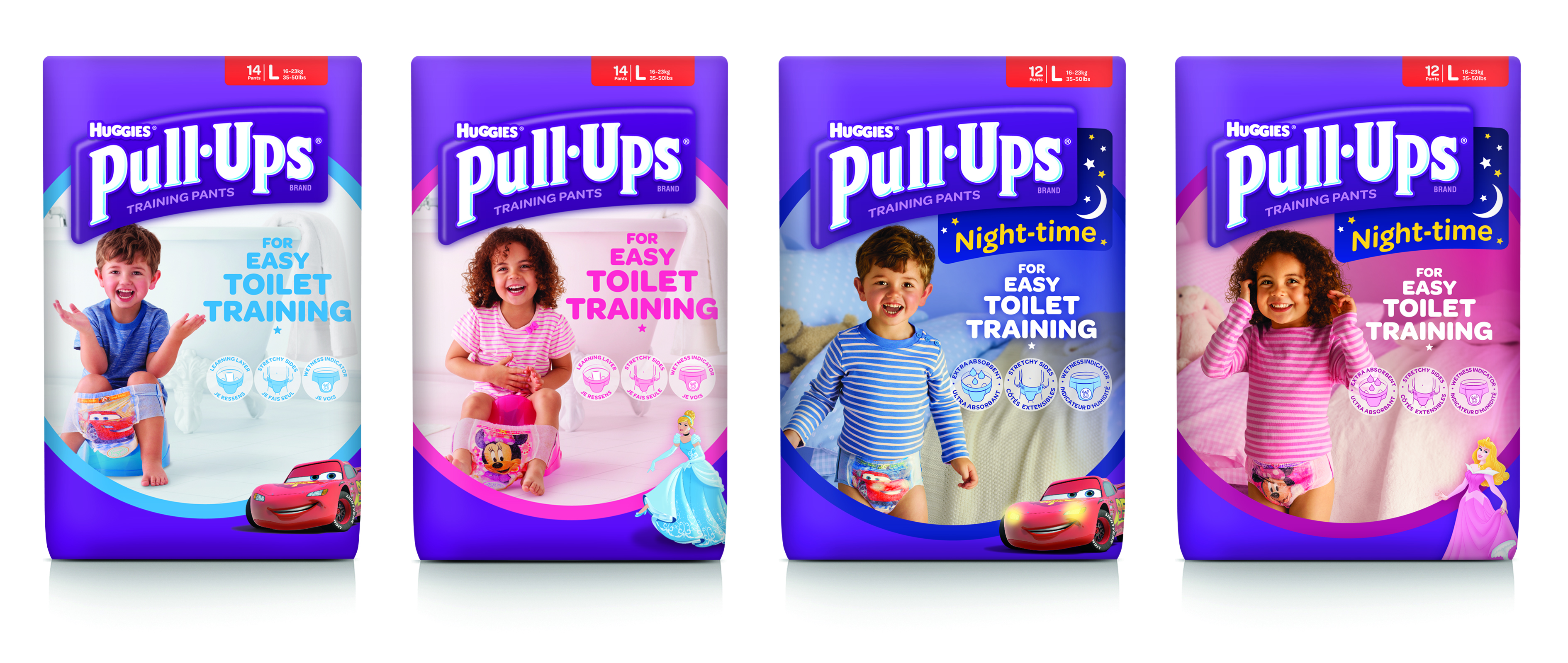 Potty training can be a real struggle! Fancy lots of potty training tips that really work? Written in collaboration with HUGGIES® Pull-Ups® #ad