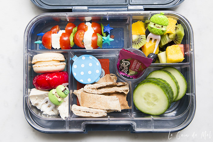 How can you avoid raising children who crave nothing but sugar? Check our 10 fun tips that will help encourage children to try new things. My little man loves packing his own lunchbox. It gives him ownership and complete control over what he's having.