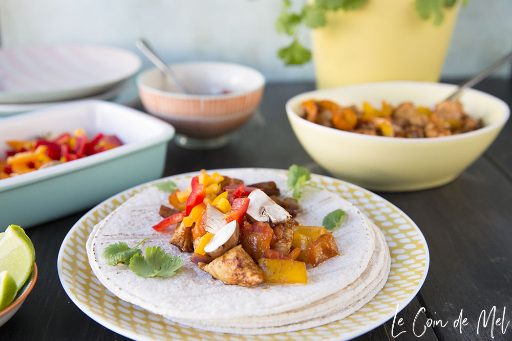 How much do you love Mexican food? We're big fans here and that's why we're bringing you 4 recipes using the new Old El Paso Fajita Kit: chicken fajitas, vegan fajitas, vegan nachos and guacamole.