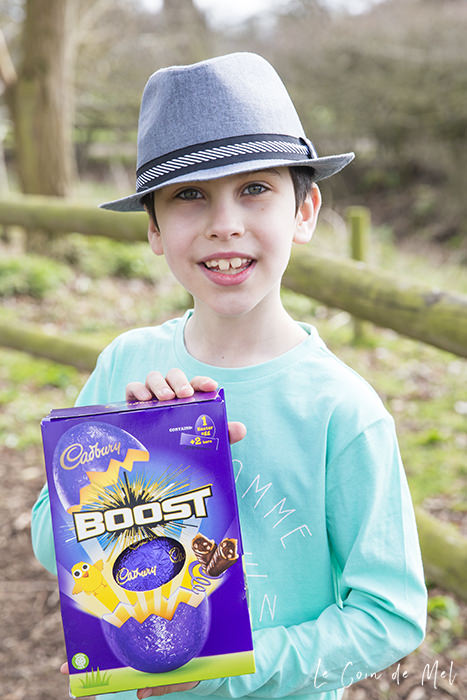 Cadbury's iconic Easter egg range is perfect for memorable Easter Egg hunt on Sunday morning!