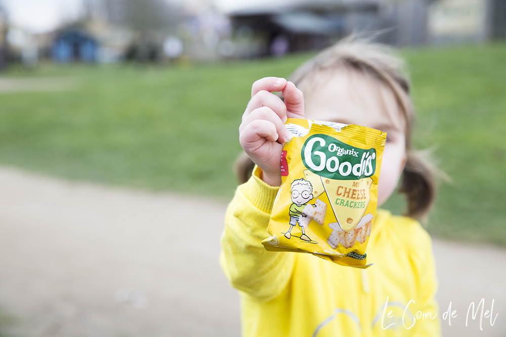 We're working with Organix to help you find easy, healthy snacks for your children, whether homemade or from the supermarket. #FoodYouCanTrust