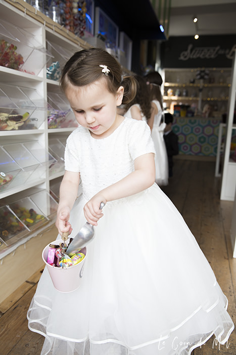 Saturday afternoon was such a glorious day, from our morning at Sweet as a Button to celebrating a communion to wearing gorgeous outfits from ROCO to a whole afternoon spent chatting and eating.