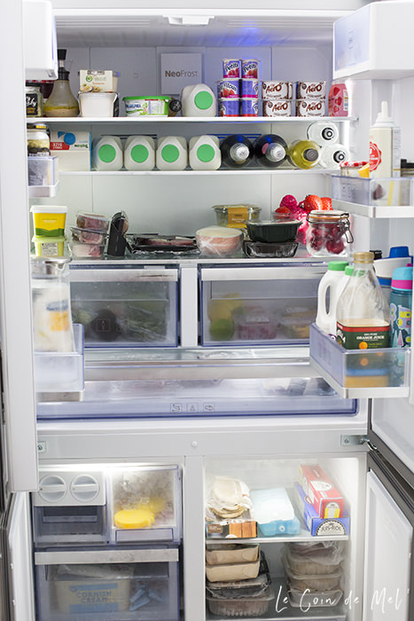 Check out all the reasons I picked four-door Beko American fridge freezer with multi-zone (model GN1416221Z) when I needed a new fridge freezer.