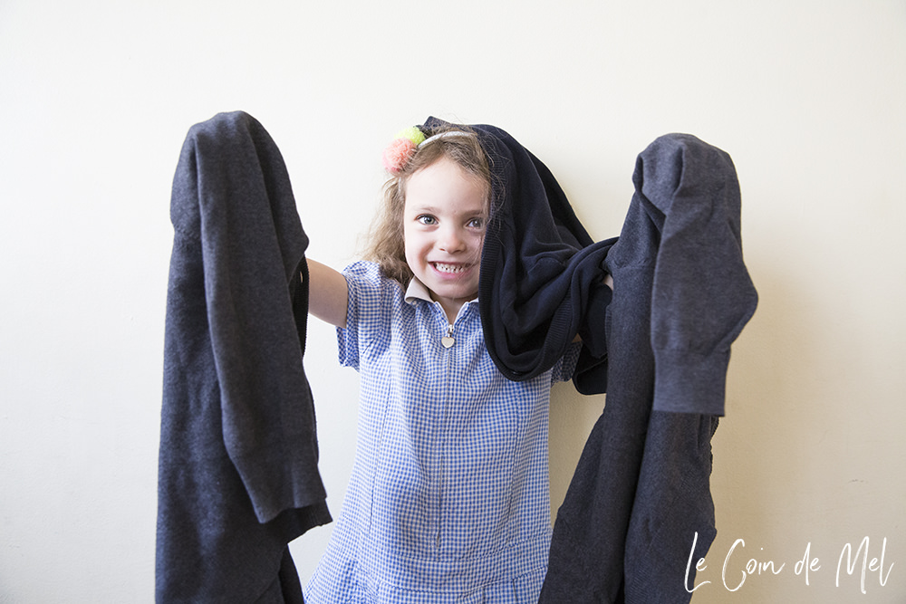 Life quite simply isn't uniform, especially with young children! I love a good school uniform anecdote. Have you got any 'life isn't uniform' stories?