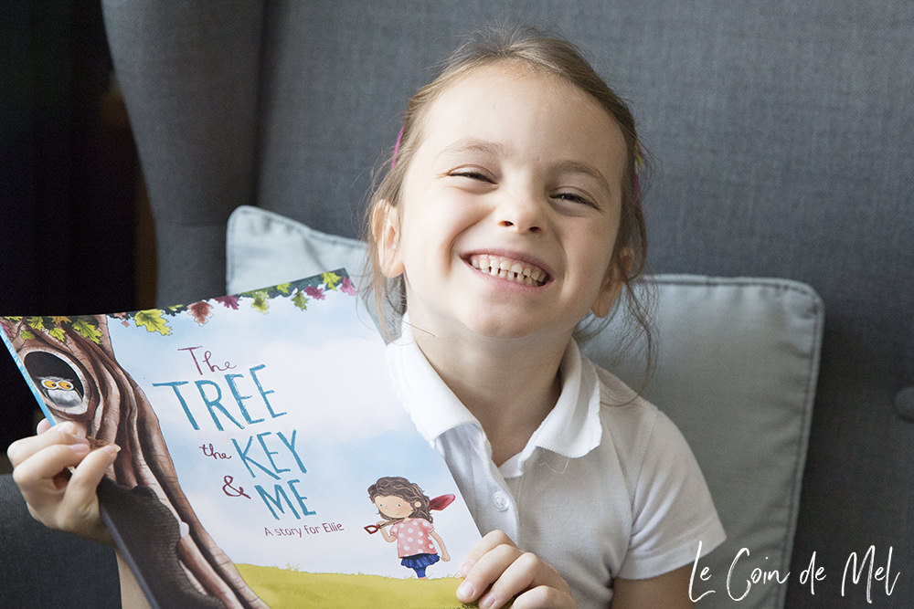 Librio Personalised Books – The Tree, the Key & Me