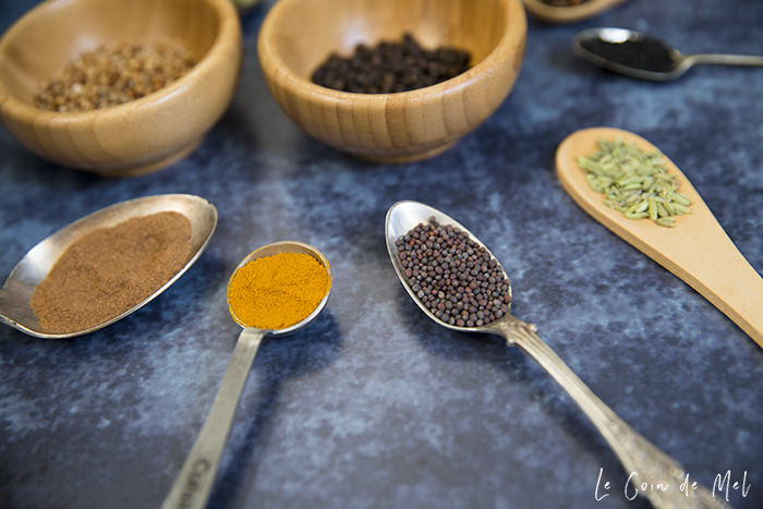 This Sri Lankan curry powder recipe is quick and easy to put together. You can make it ahead and store it in an airtight container for a couple of months.