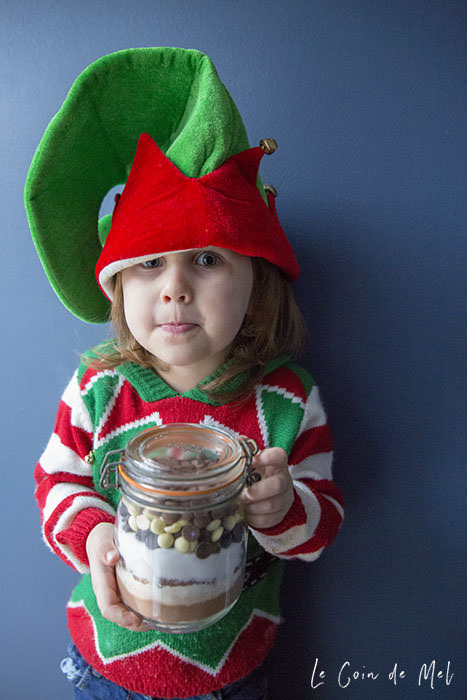 My little Elf! At the start of every month, I put together a Snapshots and Scenes video and blog post about the highlights of the past month. This is our December.