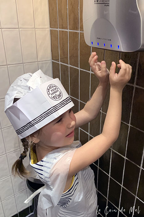 PizzaExpress are running a 'pizza competition' for children.  The winner's creation will appear on the Piccolo menu in all pizzerias across the UK.