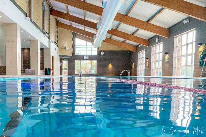 Check my reasons why 40 is the new 30. Who said everything had to go downhill once you hit 40? Could forty really be the new thirty? This is the pool at my lovely local David Lloyd club.